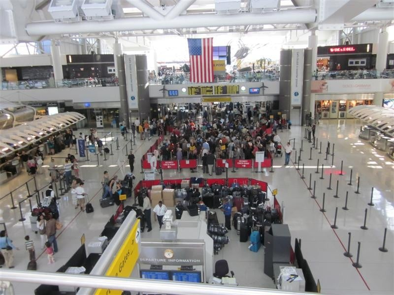 Image result for departure terminals at JFK