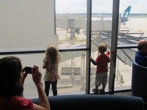 Guest Blog Post: Tips for Flying With Toddlers