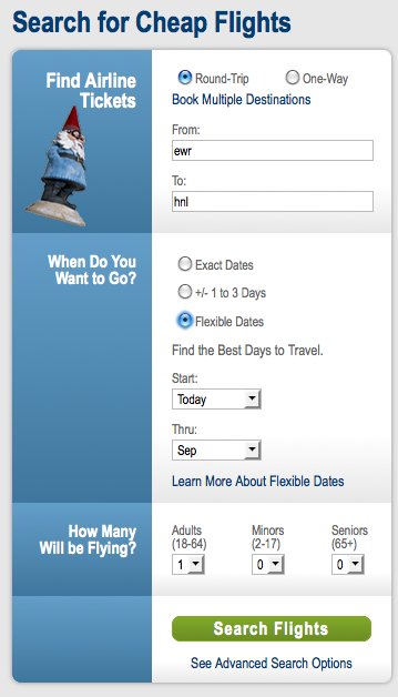 ... Find Cheap Flights When Your Flight Dates are Flexible | FareCompare