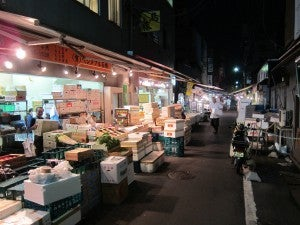 Tokyo Day Three Part One – Inside Access to Tsukiji Fish Market and Tuna Auction