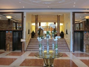 Intercontinental Madrid Royal Ambassador Experience and Junior Suite Review