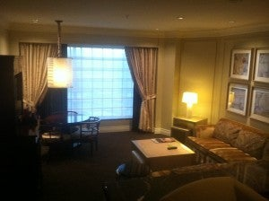 Las Vegas: Palazzo Hotel Royal Ambassador Treatment & Cut Restaurant Review