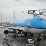 Our 747 awaits!