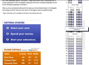 Oneworld Mega Do 2012 Booking Information