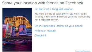 Free Points for Using Topguest