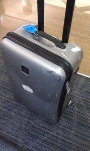 Discounted Tumi Luggage on Ruelala.com