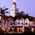 The newly redone Hyatt Santa Barbara.