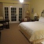 My Deluxe Ocean View King room at the Four Seasons Santa Barbara.