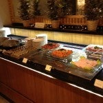 More goodies at the breakfast buffet.