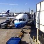 The plane awaits!