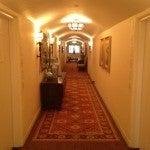 The hallway to my room.