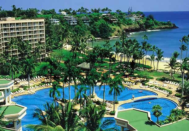 Marriott Kauai Beach Club Restaurants