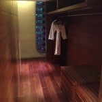 My room's huge dressing area and closet.