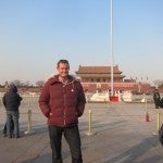 Standing in Tiananmen Square--you get a real sense of the country's Communist past here, and the events of recent history.