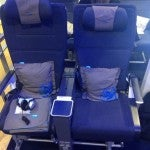 World Traveller Plus Premium Economy.