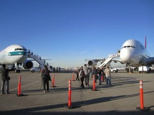 Oneworld Megado: The Final Day with Qantas and Cathay Pacific