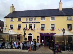 The Queen's Pub in Dalkey.