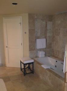 My all-marble bathroom.