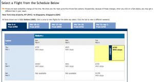Cheap Fares to Singapore on Delta.com- From $660 Roundtrip!