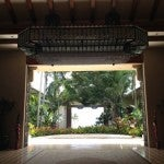 The lobby of the Grand Hyatt Kauai