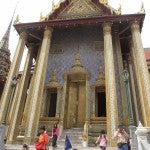 Another of the Grand Palace buildings. This one looks important!