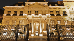 The Park Hyatt Palacio Duhau in Buenos Aires is a good place to spend some of these points--and a TPG favorite.