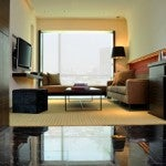 An Avantec Suite living room.