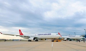 Turkish Airlines flights can be booked with United miles.