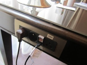 Thank goodness, a universal plug!