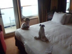 Family Travel Series: Review of the Carnival Destiny and Reader Giveaway (10,000 Chase Points + Goodies)