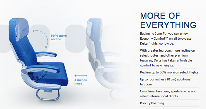 Delta Economy Comfort Domestic Launch And Tips On How To