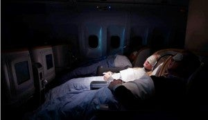 How to Beat Jetlag by Fasting