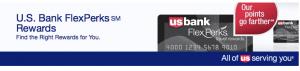 Card Review: US Bank FlexPerks Visa Signature