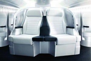 Air New Zealand's premium economy seats are the nicest in the skies.