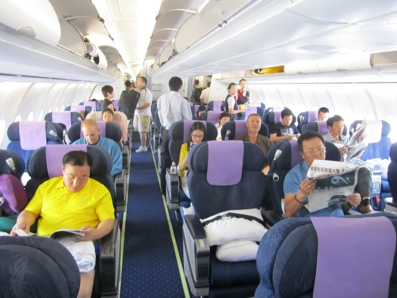 Flight review china eastern business class lax shanghai the points guy - China eastern airlines vietnam office ...