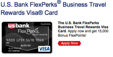 Us Bank Visa Business Travel Program Points