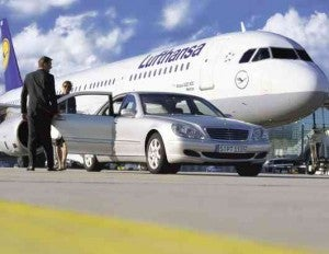 Travel Tuesday Top 10: Airline Chauffeur Drive Service