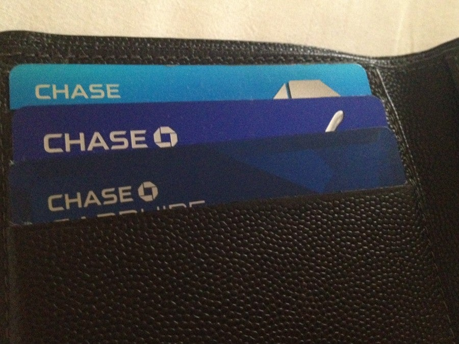 My New Work Horse Credit Card The Chase Freedom Card