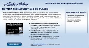 Assorted Credit Card Bonuses and Offers – 40,000 Alaska, 65,000 Virgin Atlantic, 50,000+ Marriott, 33,150 Flexperks