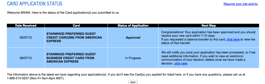 Citi Credit Card Application Status >> My August Credit Card Applications & Status Update – The