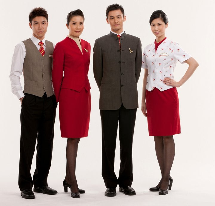 2335a7bba0e700 Travel Tuesday Top 10  Flight Attendant Uniforms – The Points Guy
