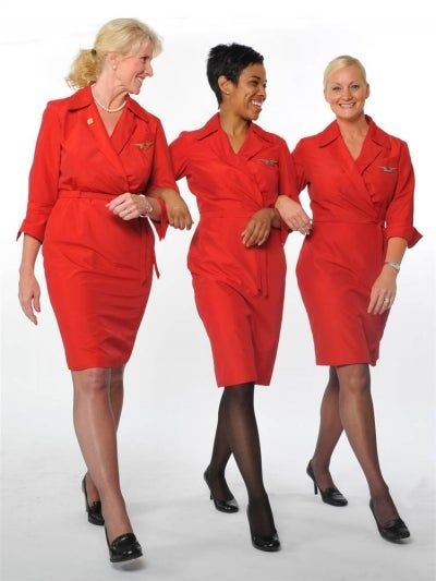 Travel Tuesday Top 10: Flight Attendant Uniforms – The Points Guy