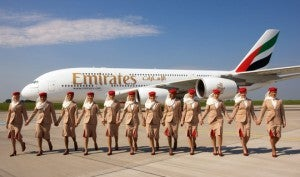 I'm looking forward to flying Emirates thanks to Amex points.