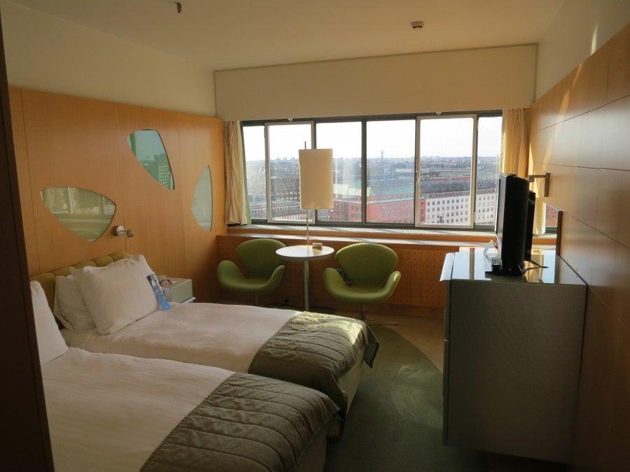 hotel review radisson blu copenhagenthe points guy. Black Bedroom Furniture Sets. Home Design Ideas