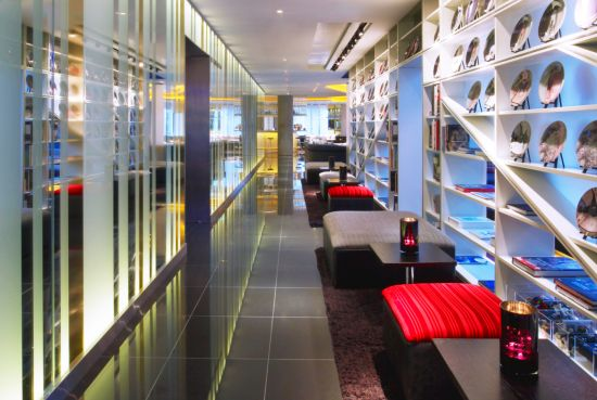 Hotel Review W London Leicester Square Petrus Tasting Menu The