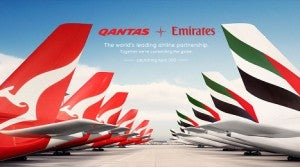 Qantas to Team Up With Emirates, Drop British Airways