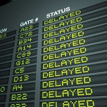 More mergers mean more flight delays.