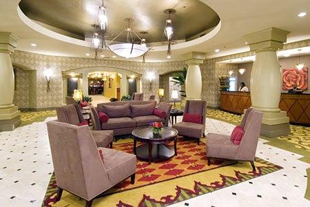 Radisson Hotel Washington DC-Rockville: Hotel Outside DC