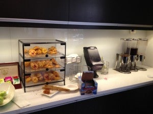 Complimentary breakfast served for all guests.