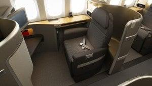 American First Class 777-300ER